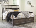 Brueban Queen Storage Bed