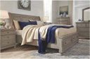 Lettner King Storage Bed