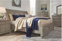 Lettner Queen Storage Bed