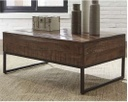 Hirvanton Lift Top Table