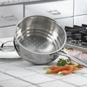 Cuisinart Universal Steamer With Cover 20CM