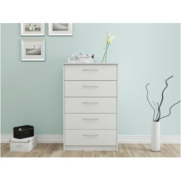 Flannia Five Drawer Chest