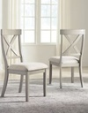 Parellen Dining Uph Side Chair 2pc