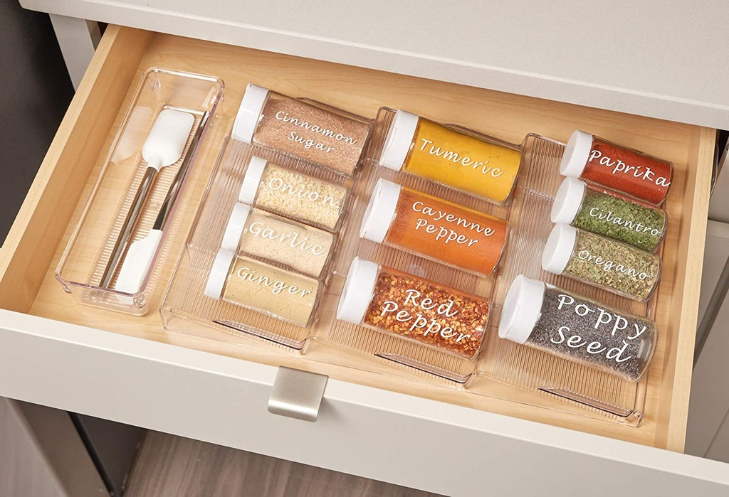 Linus Expandable Spice Rack