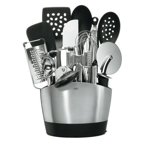 OXO 15 Pc Complete Kitchen Set