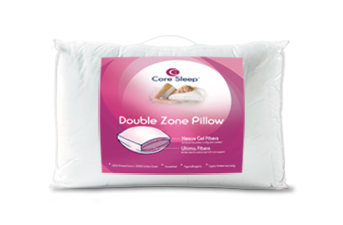 Core Sleep Dbl Zone Pillow KG