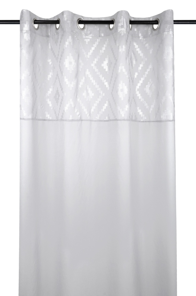 Greeny Sheer Panel 102in