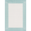 Alfresco Teal Rug 5x8
