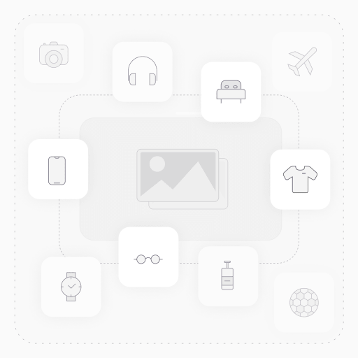 City Abstract Rug Taupe 5x8