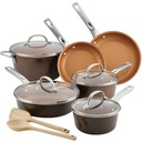 Ayesha Curry 12pc Set Brown
