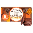 [200107-BB] Border Milk Chocolate Gingers 150g