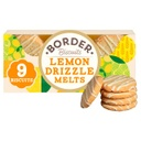 [200108-BB] Border Lemon Drizzle Melts 150g