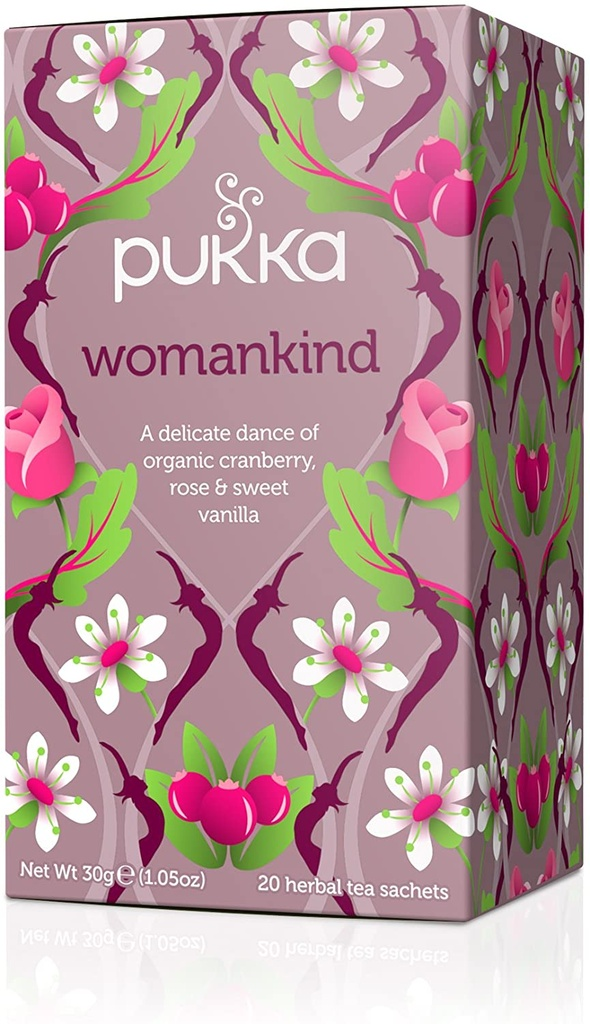 Pukka Organic Woman Kind Herbal Blend 20's