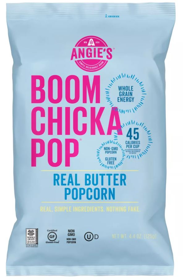 Boomchickapop Real Butter Popcorn 5oz