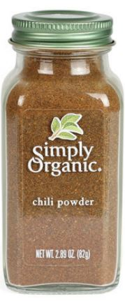 Simply Organic Chili Powder 2.89oz