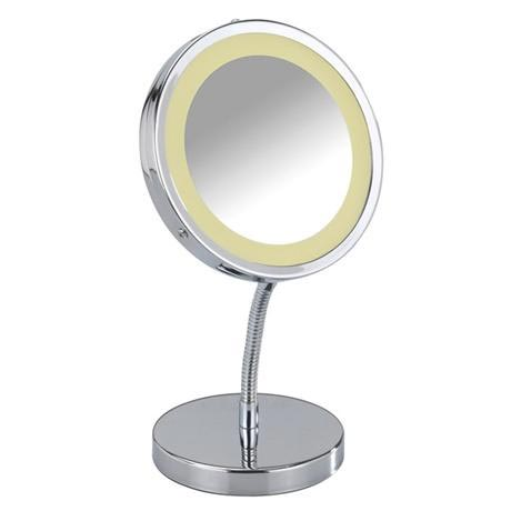 Brolo LED Standing Cosmetic Mirror