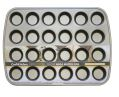 Craft Kitchen 24 Cup Mini Muffin Pan