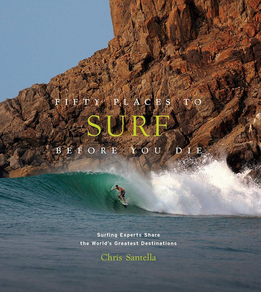 50 Places To Surf