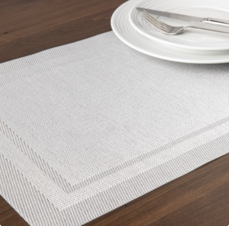 Lustre Placemat White
