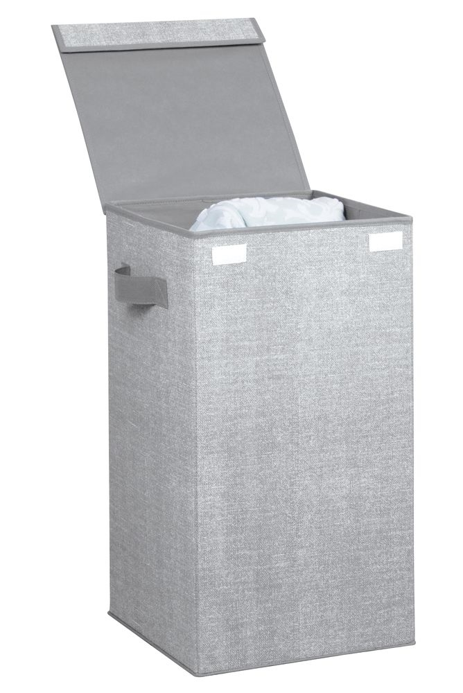 Aldo Laundry Hamper Gray