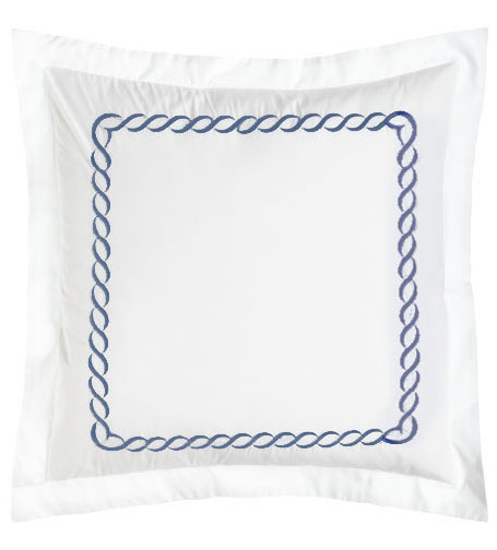 Letto Catena Navy Eur Sham S2