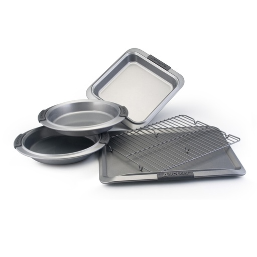 [133722-BB] Anolon Advanced 5 Pce Bakeware Set