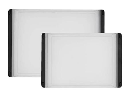 [159024-BB] OXO 2 Piece Cutting Board Set