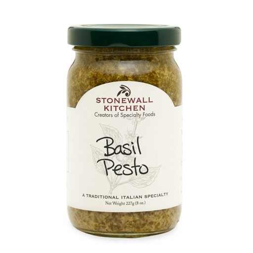 [158124-BB] Stonewall Basil Pesto 8oz