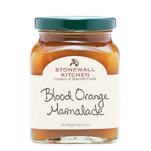 [143412-BB] Stonewall Blood Orange Marmalade 12.5oz