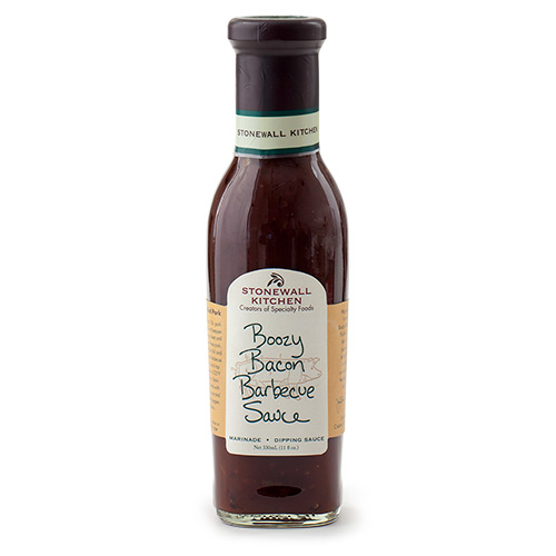 [123206-BB] Stonewall Boozy Bacon Barbecue Sauce 11oz