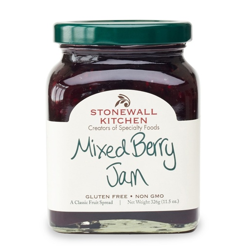 [143410-BB] Stonewall Mixed Berry Spread 11.5oz