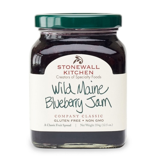 [101208-BB] Stonewall Wild Maine Blueberry Spread 12.5oz