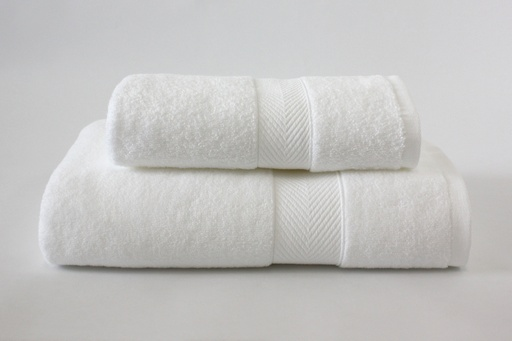 [150637-BB] Luxor Wash Towel White