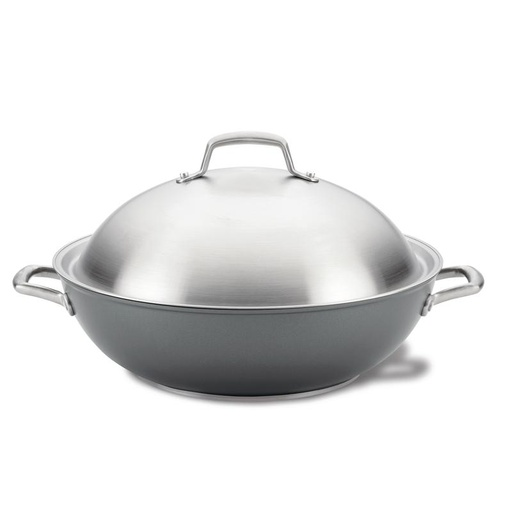 [159309-BB] Anolon Accolade Covered Wok 13.5in