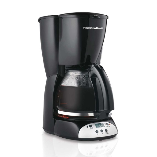 [159496-BB] HB 12 Cup Programmable Coffee Maker