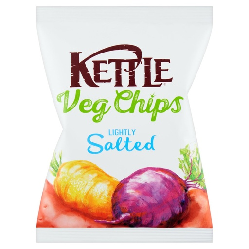 [200026-BB] Kettle Veg Chips Parsnip, Sweet Potato & Beetroot 40g