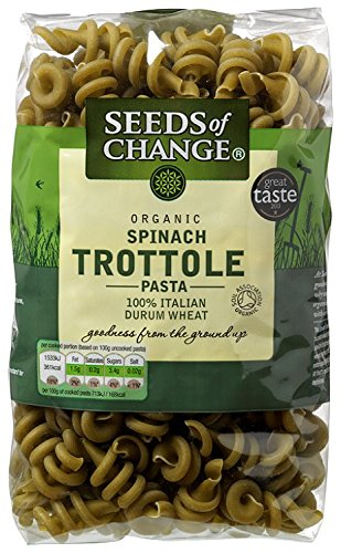 [200209-BB] Seeds of Change Organic  Spinach Trottole Pasta 500g