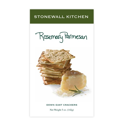 [200244-BB] Stonewall Rosemary Parmesan Crackers 5oz