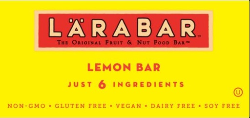 [200291-BB] Larabar Lemon Bar 1.6oz