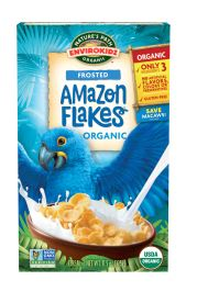 [200352-BB] Envirokidz Amazon Frosted Flakes Lightly Sweetened 11.5oz