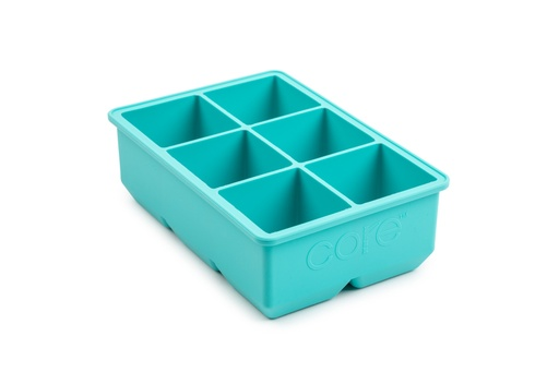 [160781-BB] Core Home 6 Ice Cube Tray West Blue