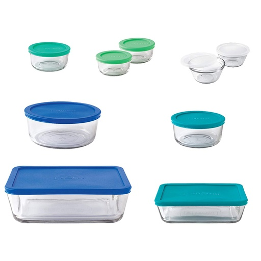 [149733-BB] 20pc Storage Set Multi