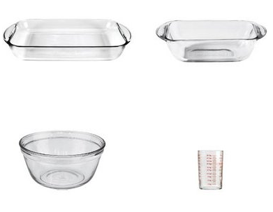 [138960-BB] 4pc Essentials Bake Set