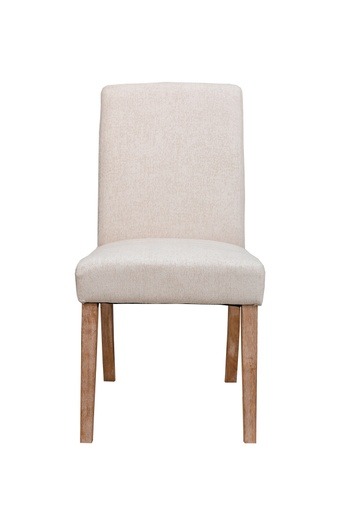 [148143-BB] Costa Dining Chair Pearl
