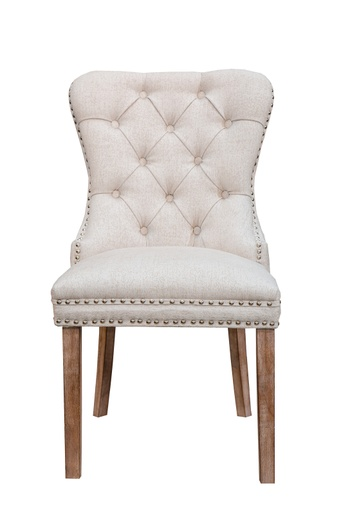 [148137-BB] Monaco Dining Chair Pearl