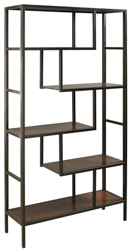[503544-BB] Frankwell Metal Bookcase