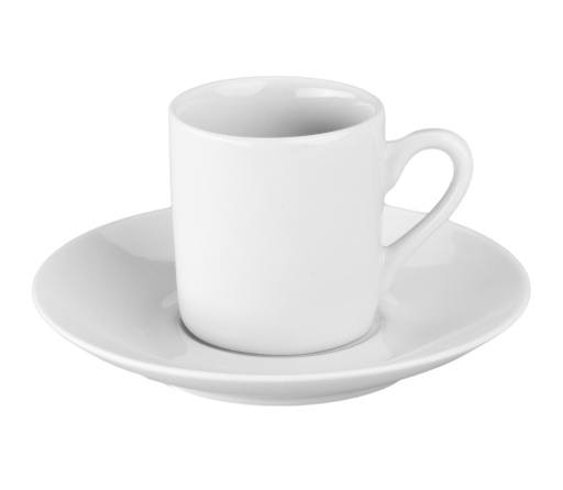 [135746-BB] Demitasse and saucer 3oz