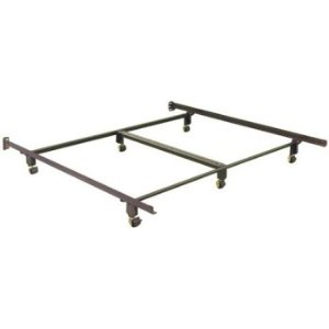 [107817-BB] Bed Frame Instamatic QN/KG