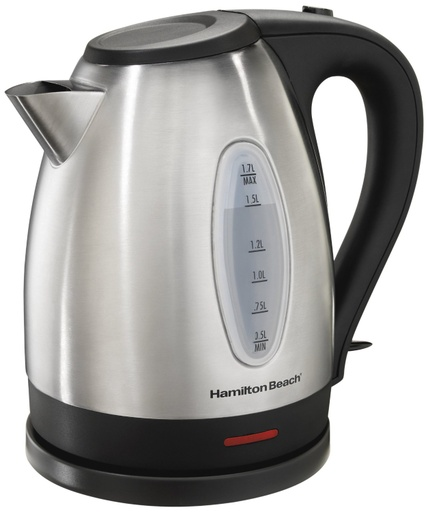 [123703-BB] Hamilton Beach Stainless Steel 1.7L Kettle