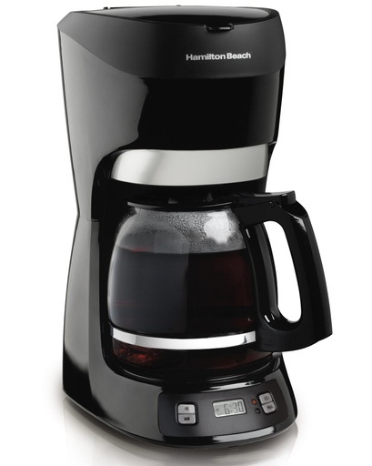 [123718-BB] Hamilton Beach Programmable Coffee Maker 12c